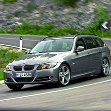 BMW 330d Touring Edition Exclusive Automatic
