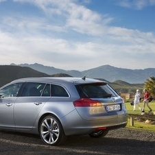 Opel Insignia Sports Tourer 2.8 V6 Turbo ECOTEC Automatic