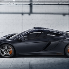 The 650S Le Mans was created by the MSO in consultation with Peter Stevens, iconic designer of the McLaren F1