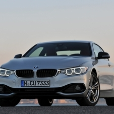BMW 430i xDrive Coupé Steptronic