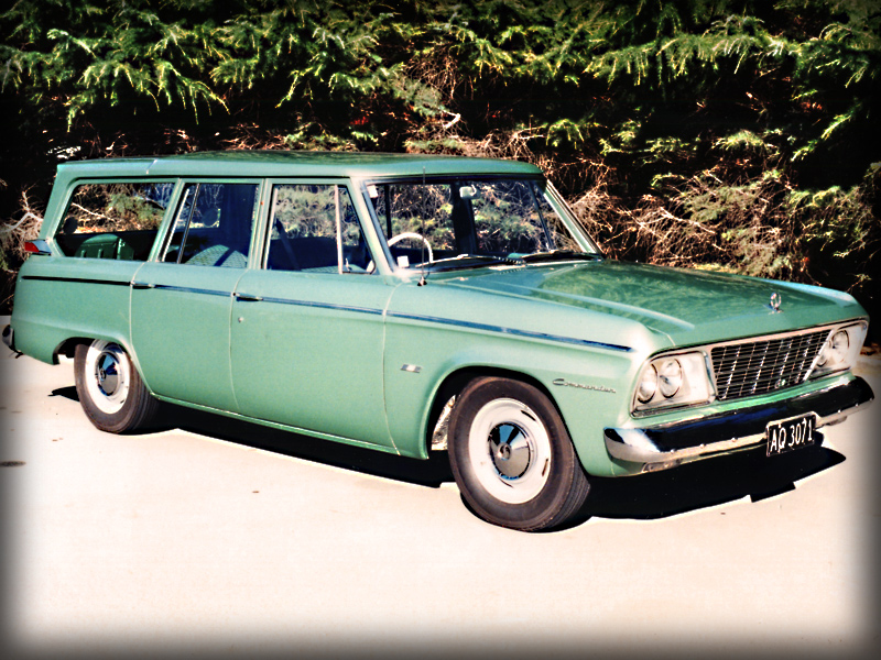 1964 Studebaker Commonder Station Wagon