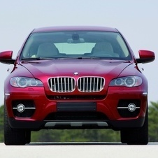 BMW X6 xDrive30d (E71) 245 HP