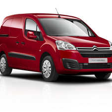 Citroën Berlingo Business L2 1.6 BlueHDi Base