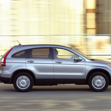 Honda CR-V EX-L 2WD 5-Spd AT