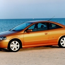 Opel Astra Coupe 1.8 16V