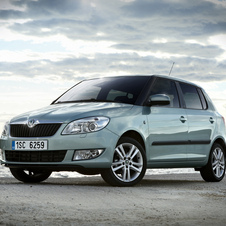 Skoda Fabia 1.2 TSI Active Plus