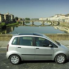 Fiat Idea 1.3 16v Multijet