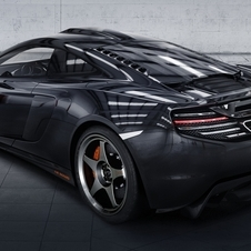The special edition will keep the same engine as the 650S, with 650hp of output and torque of 678Nm