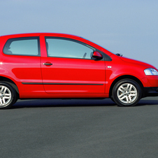 Volkswagen Fox 1.2I Elements