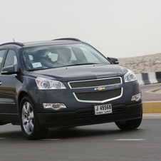 Chevrolet Traverse LS FWD