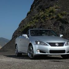 Lexus IS C 350 RWD