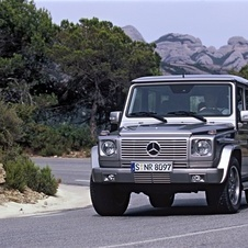 Mercedes-Benz G 55 AMG Kompressor
