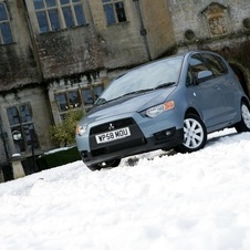 Mitsubishi Colt 1.3 MPI Instyle ClearTec