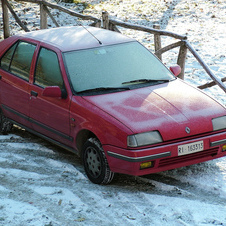 Renault 19 1.9 Turbodiesel RT
