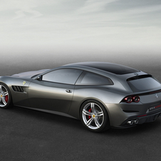The GTC4 Lusso remians equipped with the 6.2-liter V12, however, the output was increased to 690hp, with a torque of 697Nm