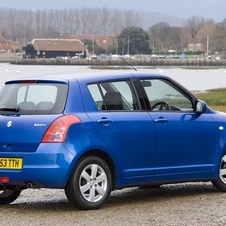 Suzuki Swift 1.3 DDiS High.T 75cv