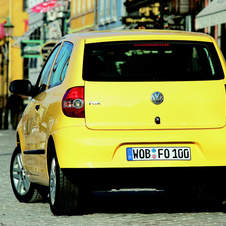 Volkswagen Fox 1.2I Pack Elements