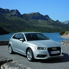 Audi A3 2.0 TDI Attraction quattro