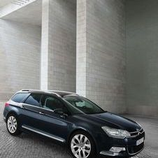 Citroën C5 Tourer 3.0HDI V6 FAP Exclusive Aut.