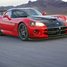Dodge Viper SRT10 ACR