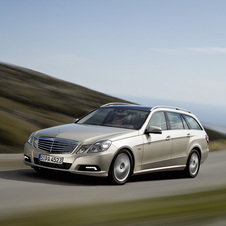 Mercedes-Benz E 250 CDI Station BlueEfficiency Auto