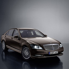 Mercedes-Benz S 450 Auto 4 Matic (FL)