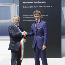 Minister Corrado Clini and Stephan Winkelmann