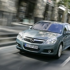 Opel Signum 2.8 Automatic
