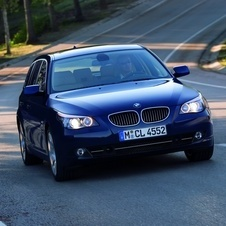 BMW 530d xDrive Touring (E61)