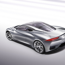 Infiniti has not decided whether it will have a front engine or mid-engine