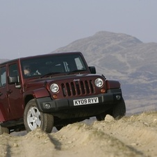 Jeep Wrangler Unlimited Sahara 4X4