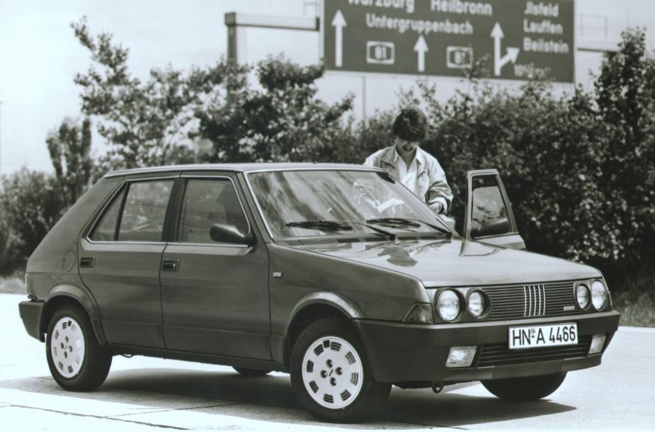 Fiat Ritmo Turbodiesel :: 3 photos :: autoviva.com