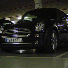 MINI (BMW) One Cabrio