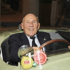 Sir Stirling Moss drove the car in 1952 and will drive it again this year
