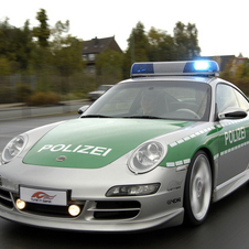 TECHART 911 Police Car