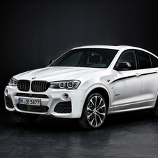 BMW X4 M40i Steptronic