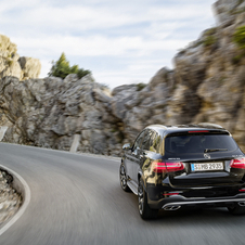 Mercedes-Benz GLC AMG 43 4MATIC