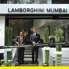 Lamborghini Opens Second Dealer in India in Mumbai