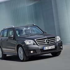 Mercedes-Benz GLK 220 CDI 4MATIC BlueEFFICIENCY