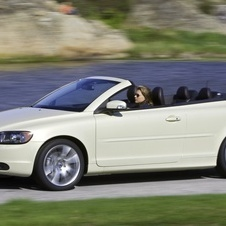 Volvo C70 D5 Momentum Geartronic