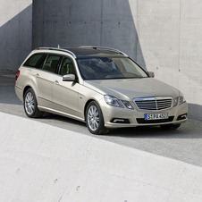 Mercedes-Benz E 220 CDI Station BlueEfficiency Auto
