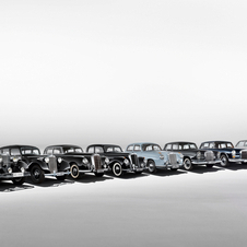 Mercedes will have the complete history of executive models on display at Techno Classica