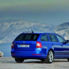 Skoda Octavia Break 2.0 TDI CR DPF 170cv RS