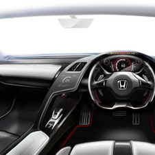 Honda has not said if it will go into production