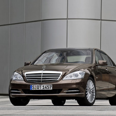 Mercedes-Benz S 350 CDI Auto BlueEfficiency (FL)