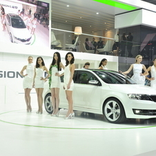 The MissionL Being Unveiled Today in China