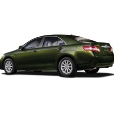 Toyota Camry Camry-Grade 6-Spd AT
