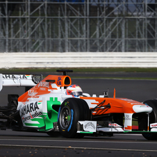 Force India has been making major investments to keep up with the pace of progress in F1