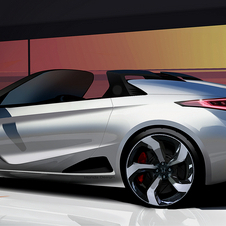 It is a nice looking concept that looks enough like the NSX to possibly enter production