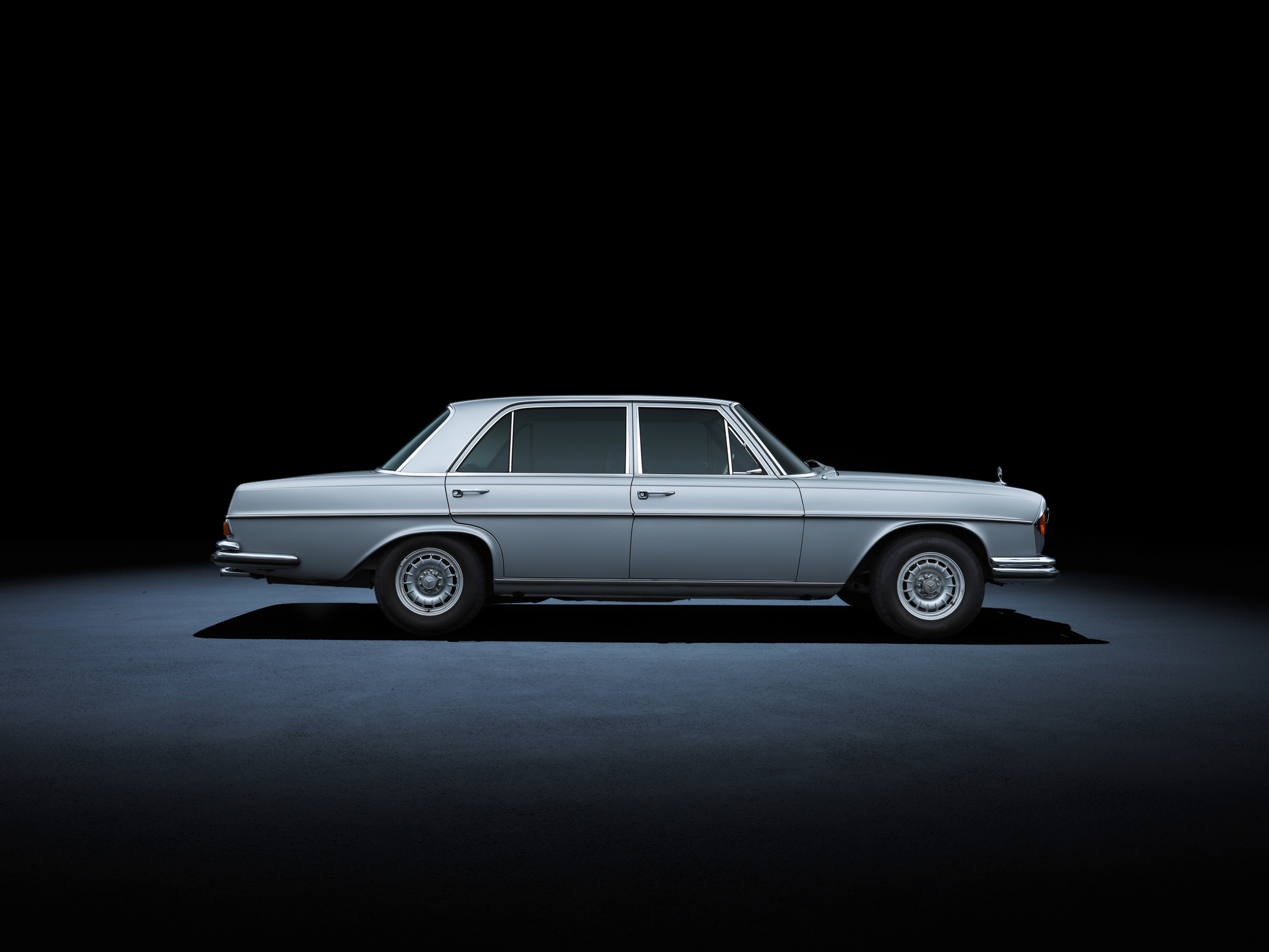 Mercedes-Benz 280 SE 4.5 Automatic 4-Speed